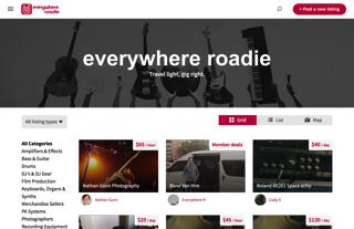 Everywhere Roadie