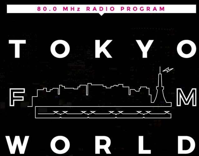 Tokyofmworld