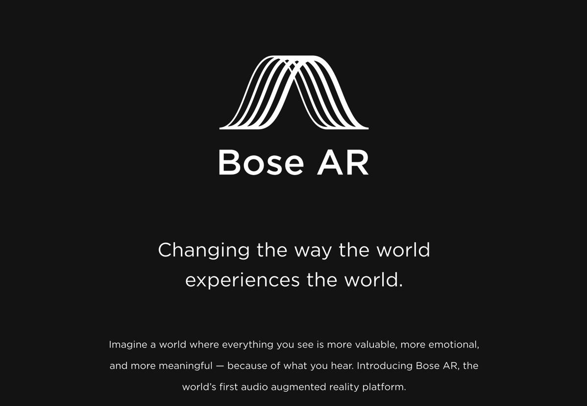 BoseARProject