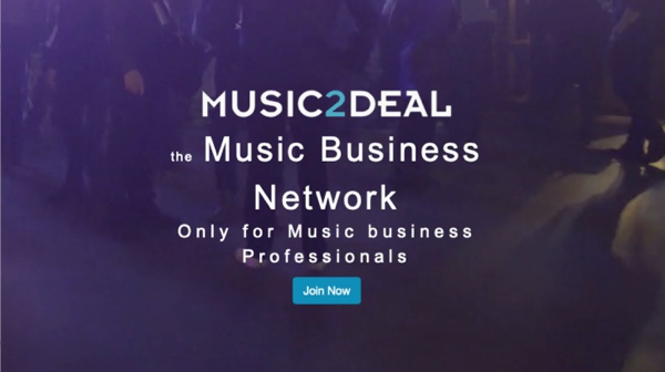 Music2deal main