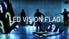 "LIVEパフォーマンスにおける新たな表現の可能性、ディスプレイのように制御可能な旗 ""LED VISION FLAG"""
